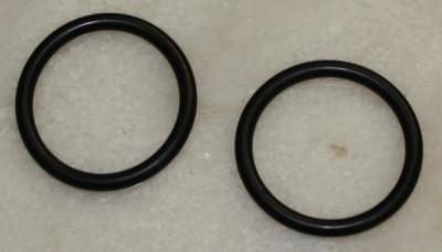 O-Ring-Dichtung - schwarz - 24,5x3 mm - NBR