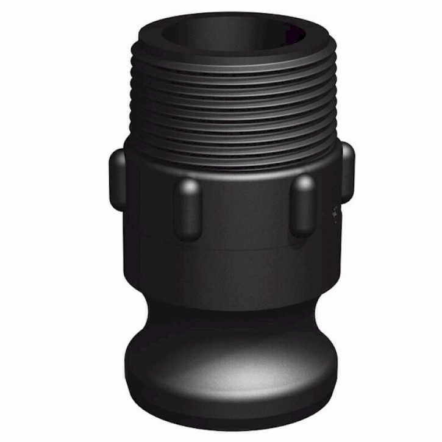 Adapter - 1 Zoll BSP AG auf 1 Kamlok Vaterteil