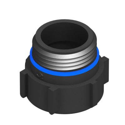 Fass Adapter S56x4 AG - 2 Zoll IG BSP