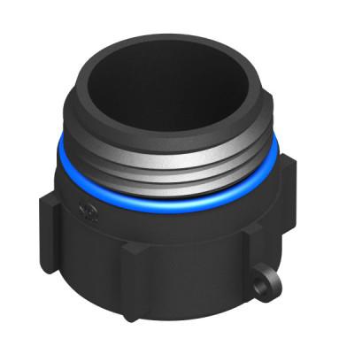 Fass Adapter S64x5 AG - 2 Zoll IG BSP