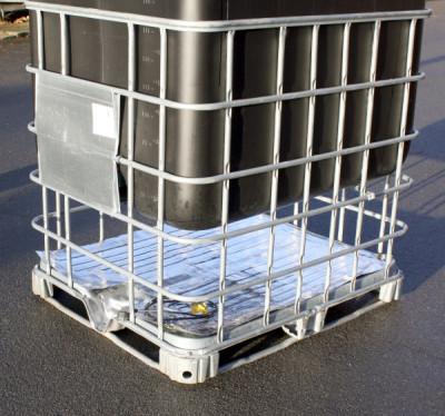 IBC Heizmatte für 1000l Container - Platte - gebraucht