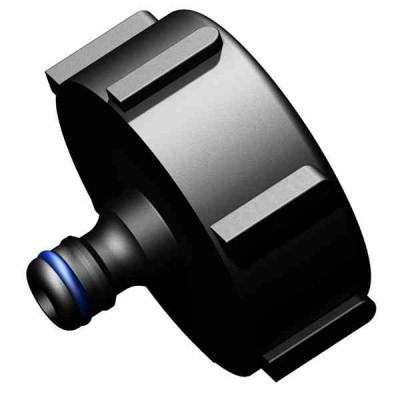 S60x6 IG auf Gardena Wasserschlauch Kupplung (12,5mm)