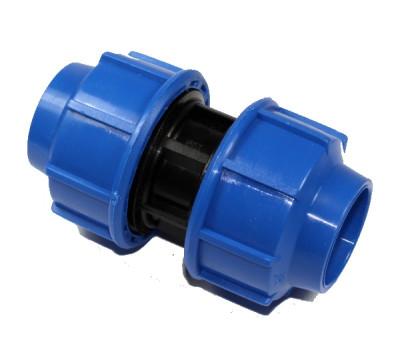 PP-Klemmverbinder - Kupplung (32mm) /PP/NBR