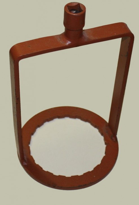 IBC Kappenschlüssel DN80-F (für Fustiplast-Kappe DN80)
