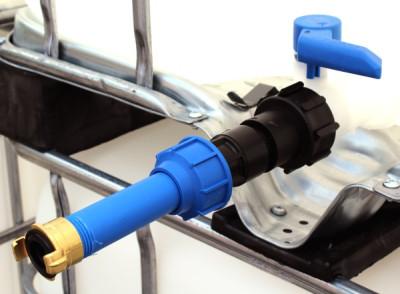 Anschluss S60x6 IG mit Rohr auf GeKa