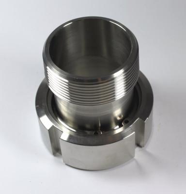 "IBC ADAPTER 360° V4A - DN50 S60x6 IG auf 2"" AG - EPDM - drehbar"