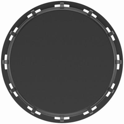 IBC Deckel NW225 - schwarz - Moosgummi