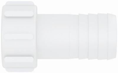 """IBC ADAPTER 360° PP/GF - DN50 S60x6 IG auf Schlauchtülle 2"""" (50mm) - drehbar"""