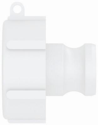 S60x6 IG auf 1 Zoll Kamlok Vaterkupplung