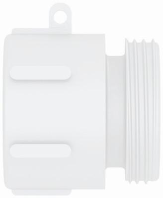 S60x6 IG auf RD65x1/6 AG (Milchgewinde DN40)