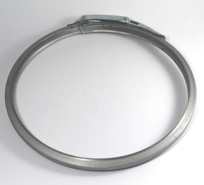 Spannring 29x0,70mm - Stahl - für PE Spannring Deckelfass 30 Ltr