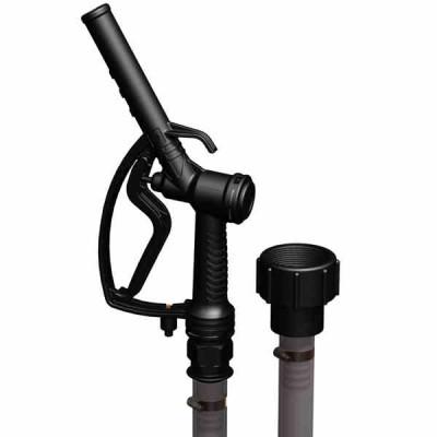 Zapfstelle - 1Zoll Zapfpistole auf 2Zoll NPS IG Adapter