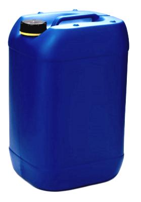 Kanister 25 Liter blau - UN-3H1/X1.9 - FDA