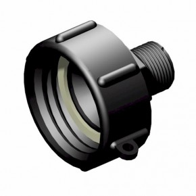S60x6 IG auf 0,75 Zoll AG (BSP)