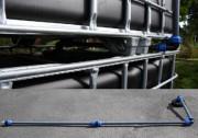 Tank-Entlüftung 1 Zoll (32mm) für unteren Tank mit 2fach-Verlängerung