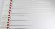 PLOMBEN - Durchziehplomben Fast Seal 150 mm - 10 Stück Streifen