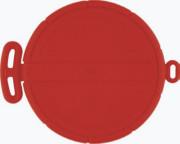 """IBC Siegelkappe rot für G2"""" Stopfen"""