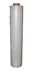 - Rolle Mini-Strechfolie 100mm x 150m transparent