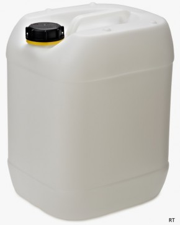 Kanister 20 Liter - UN-3H1/X1.9 - FDA